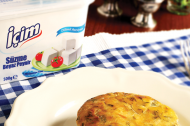 Süzme Beyaz Peynirli Mısır Unlu Ekmek Tarifi